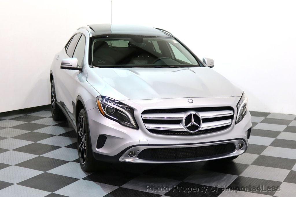 2015 Mercedes-Benz GLA CERTIFIED GLA250 4Matic AWD XENONS CAMERA NAVIGATION - 17234531 - 27