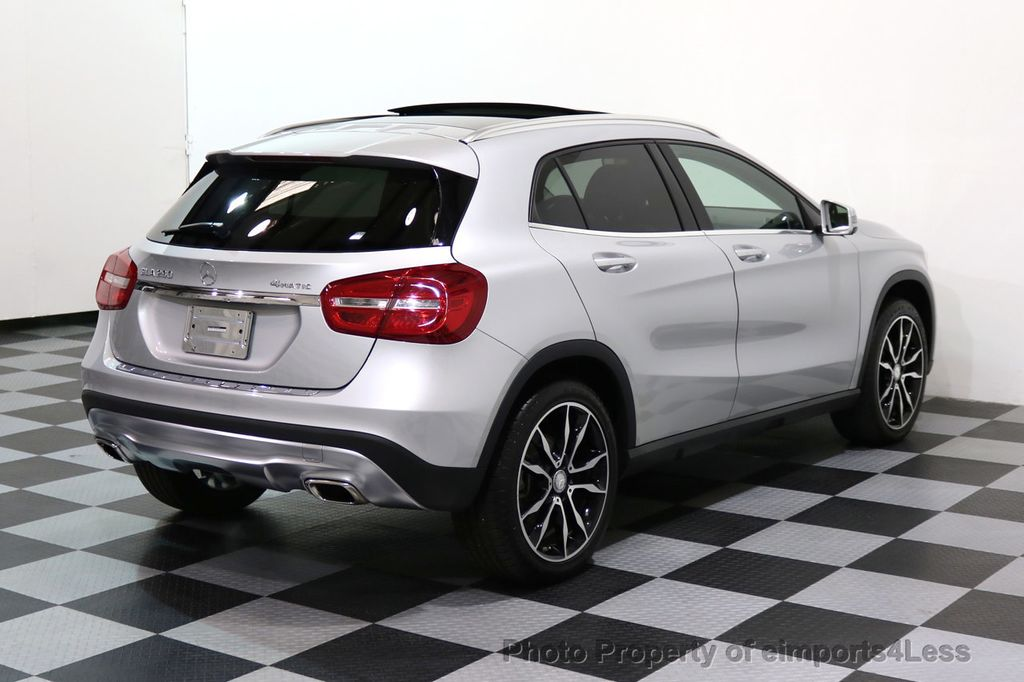 2015 Mercedes-Benz GLA CERTIFIED GLA250 4Matic AWD XENONS CAMERA NAVIGATION - 17234531 - 30