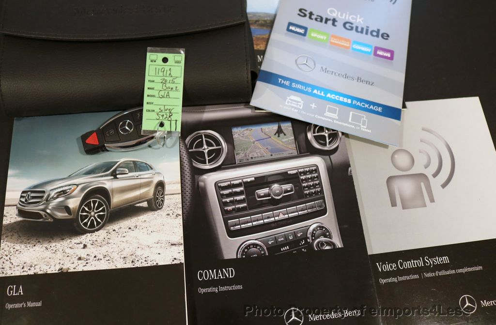 2015 Mercedes-Benz GLA CERTIFIED GLA250 4Matic AWD XENONS CAMERA NAVIGATION - 17234531 - 36