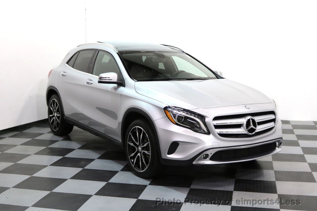 2015 Mercedes-Benz GLA CERTIFIED GLA250 4Matic AWD XENONS CAMERA NAVIGATION - 17234531 - 40