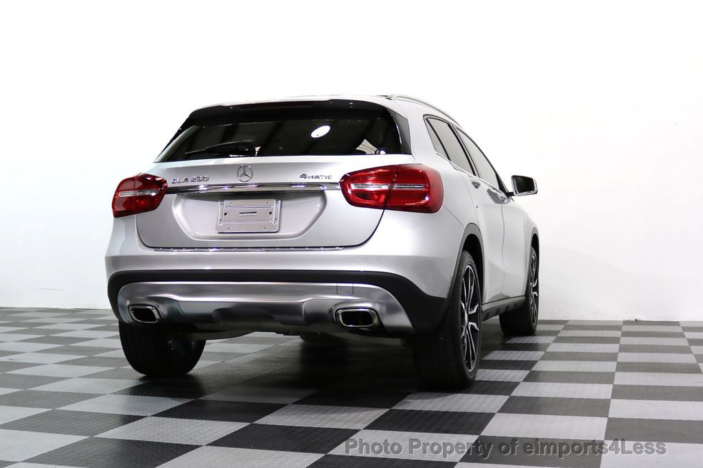 2015 Mercedes-Benz GLA CERTIFIED GLA250 4Matic AWD XENONS CAMERA NAVIGATION - 17234531 - 42