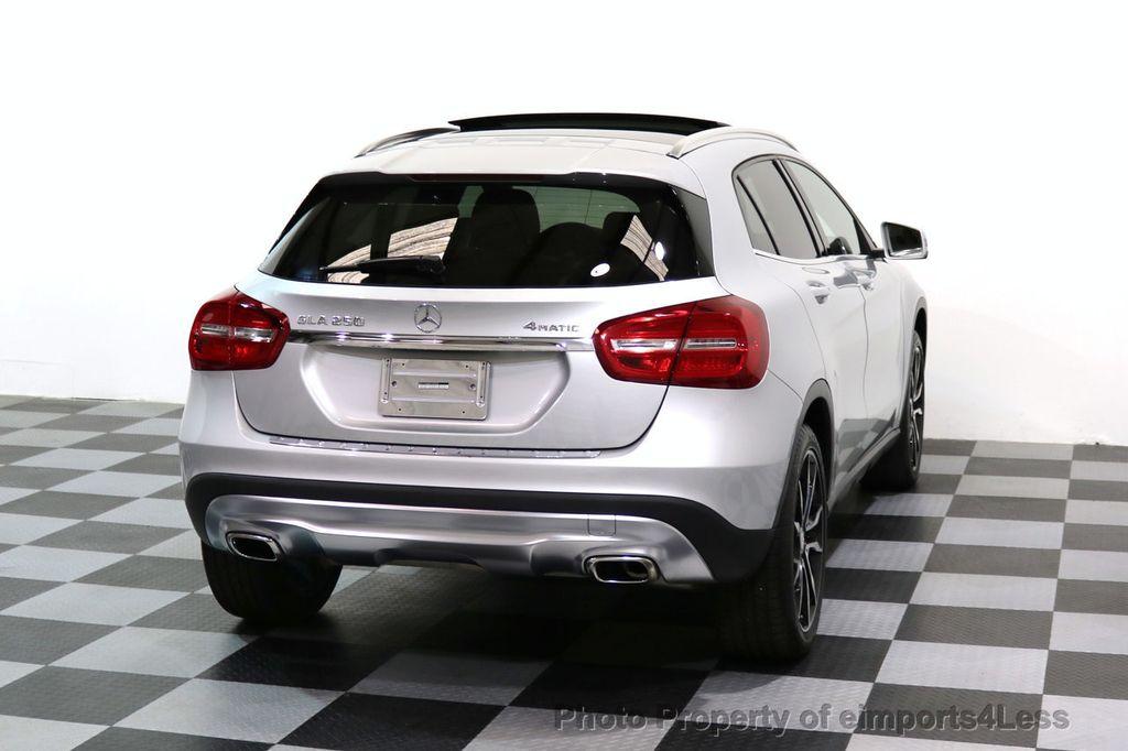 2015 Mercedes-Benz GLA CERTIFIED GLA250 4Matic AWD XENONS CAMERA NAVIGATION - 17234531 - 54
