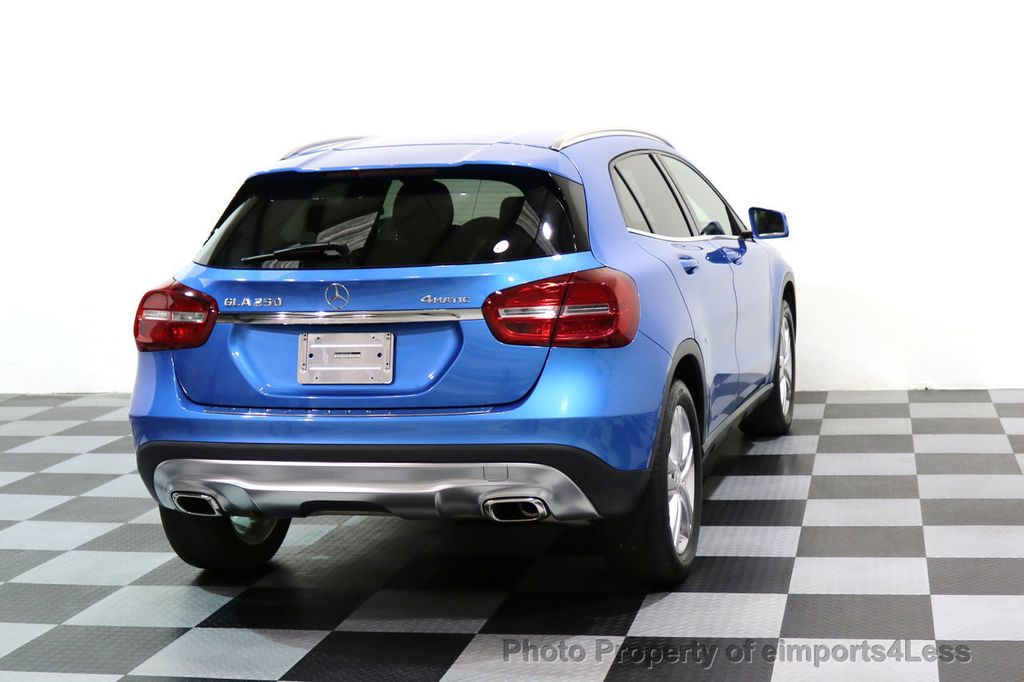 2015 Mercedes-Benz GLA CERTIFIED GLA250 4Matic AWD XENONS CAMERA NAVIGATION - 17363812 - 30