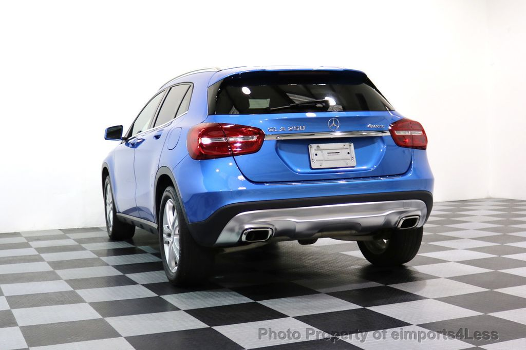 2015 Mercedes-Benz GLA CERTIFIED GLA250 4Matic AWD XENONS CAMERA NAVIGATION - 17363812 - 40