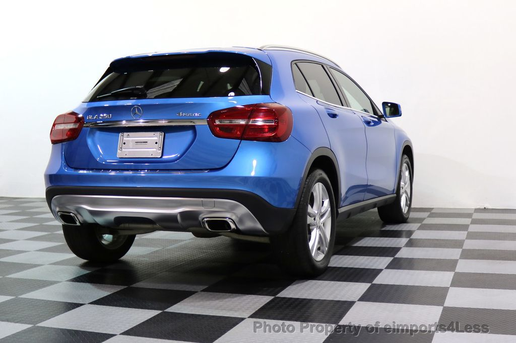2015 Mercedes-Benz GLA CERTIFIED GLA250 4Matic AWD XENONS CAMERA NAVIGATION - 17363812 - 41