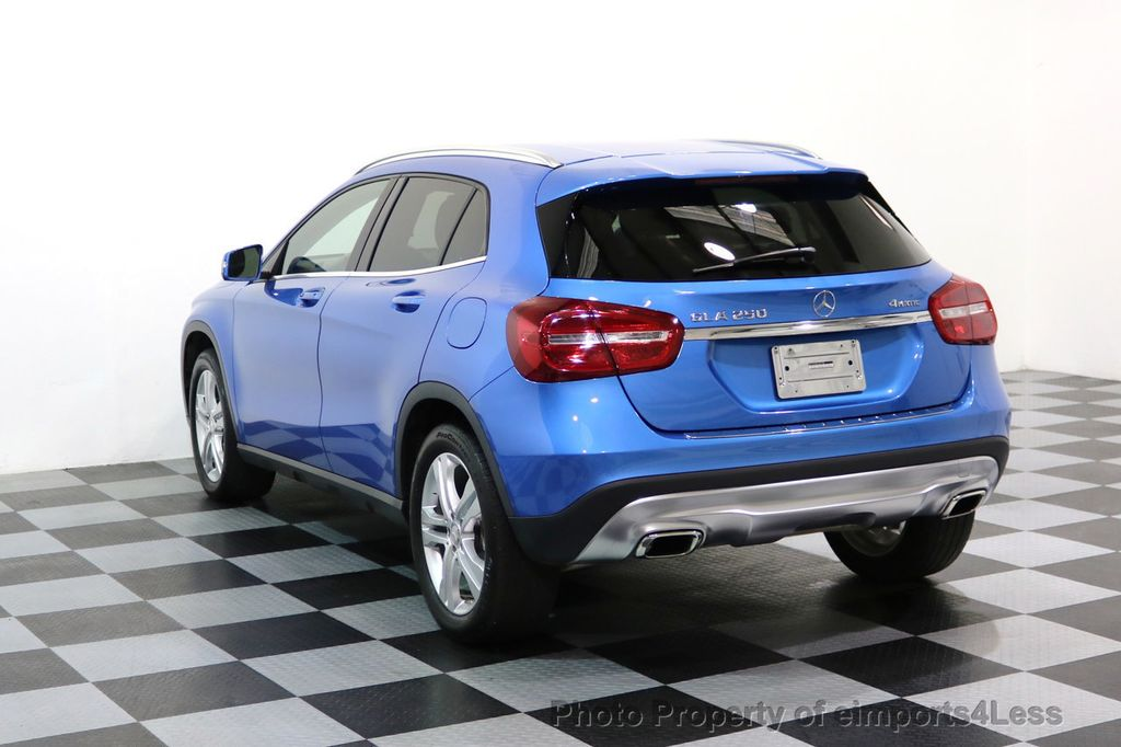 2015 Mercedes-Benz GLA CERTIFIED GLA250 4Matic AWD XENONS CAMERA NAVIGATION - 17363812 - 48