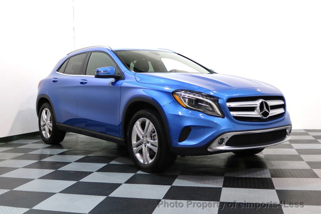 2015 Mercedes-Benz GLA CERTIFIED GLA250 4Matic AWD XENONS CAMERA NAVIGATION - 17363812 - 50