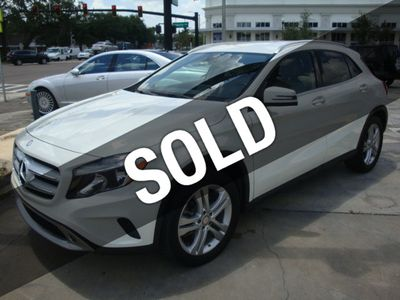 2015 Mercedes-Benz GLA FWD 4dr GLA 250 - Click to see full-size photo viewer