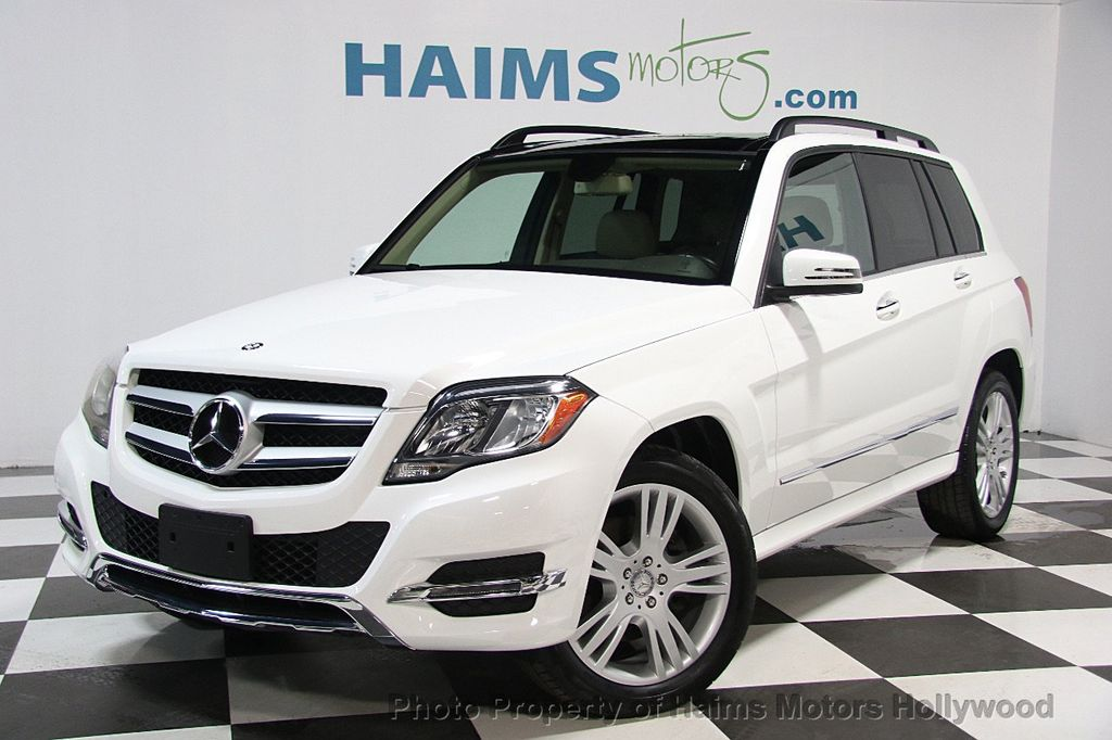 2015 Mercedes-Benz GLK 4MATIC 4dr GLK 350 - 16485985 - 0