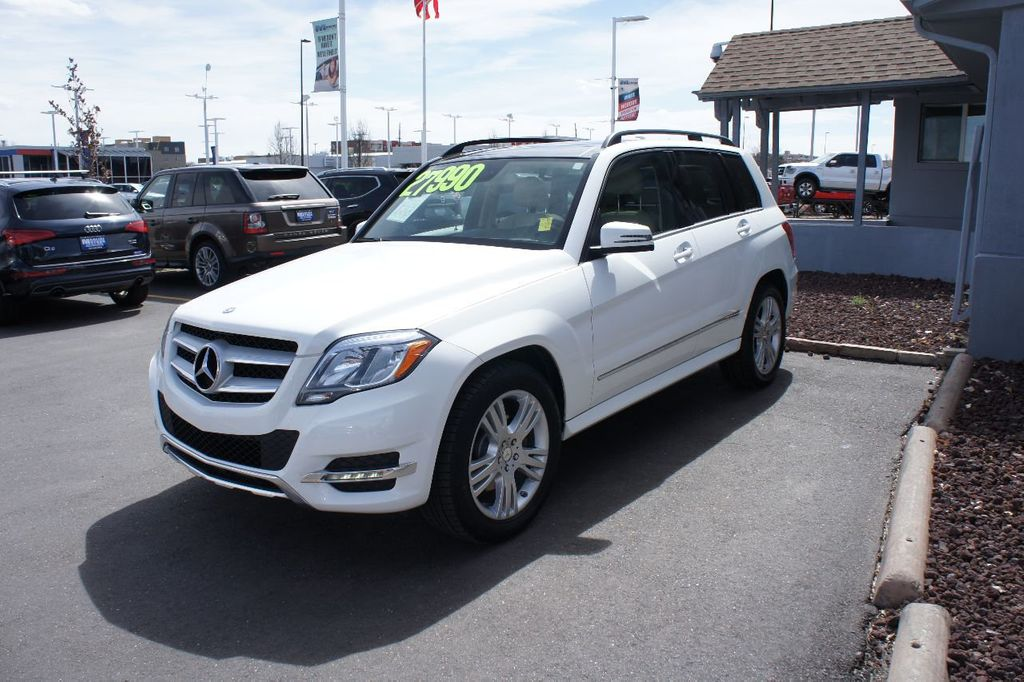 2015 Mercedes Benz GLK 4MATIC 4dr GLK 350   17305627   1