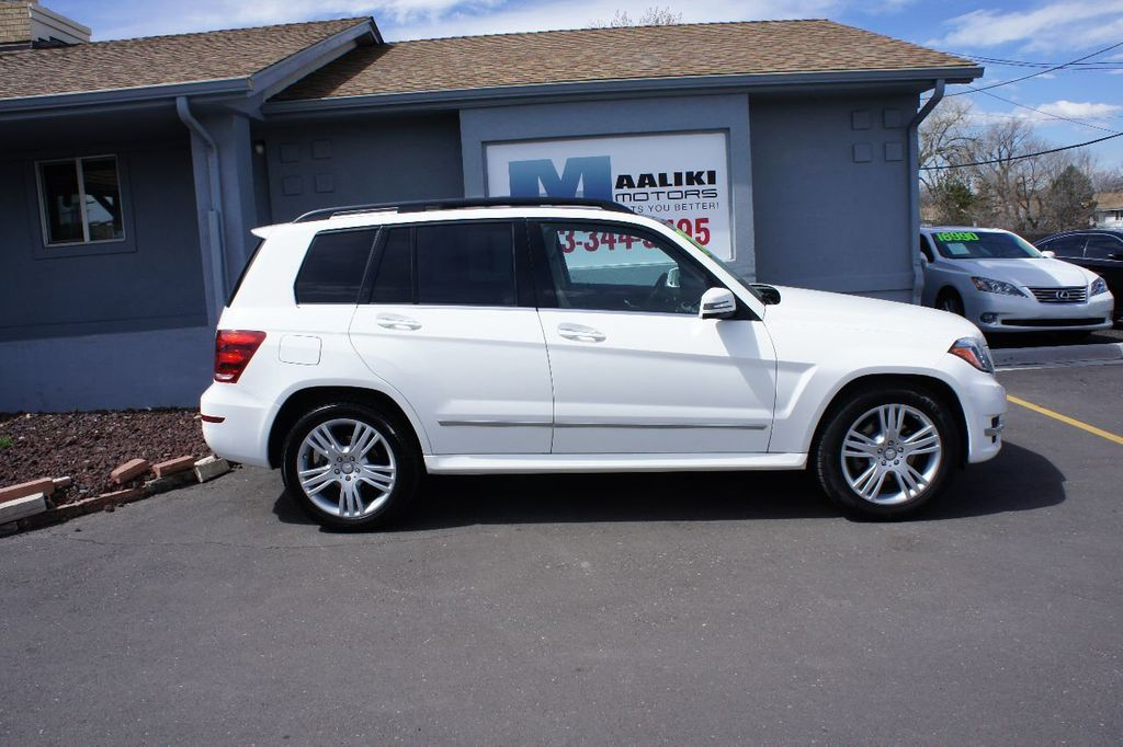 2015 Used Mercedes Benz Glk 4matic 4dr Glk 350 At Maaliki Motors
