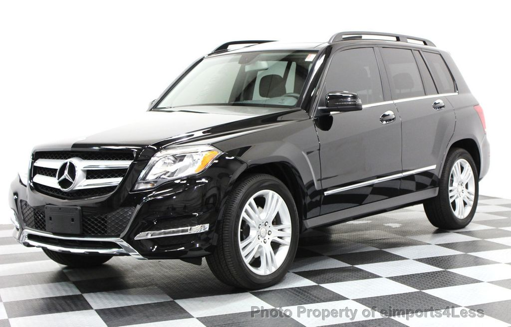 2015 Mercedes-Benz GLK CERTIFIED GLK350 4Matic AWD CAMERA PANO NAVI - 16317866 - 0