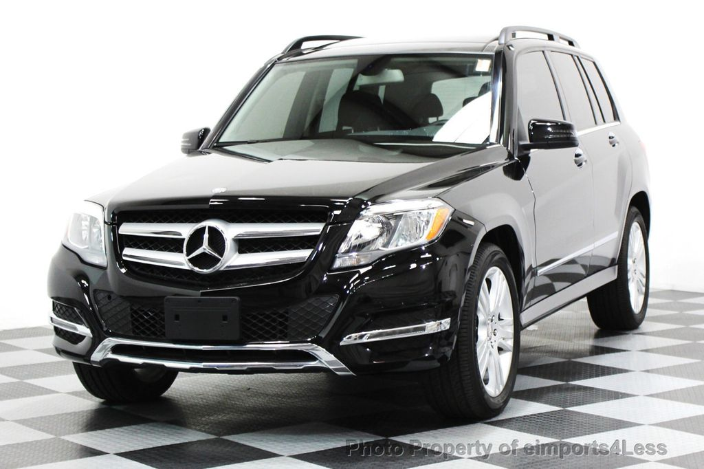 2015 Mercedes-Benz GLK CERTIFIED GLK350 4Matic AWD CAMERA PANO NAVI - 16317866 - 12