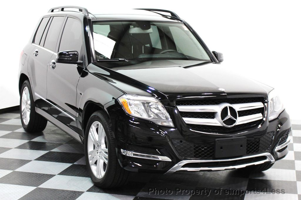 2015 Mercedes-Benz GLK CERTIFIED GLK350 4Matic AWD CAMERA PANO NAVI - 16317866 - 13