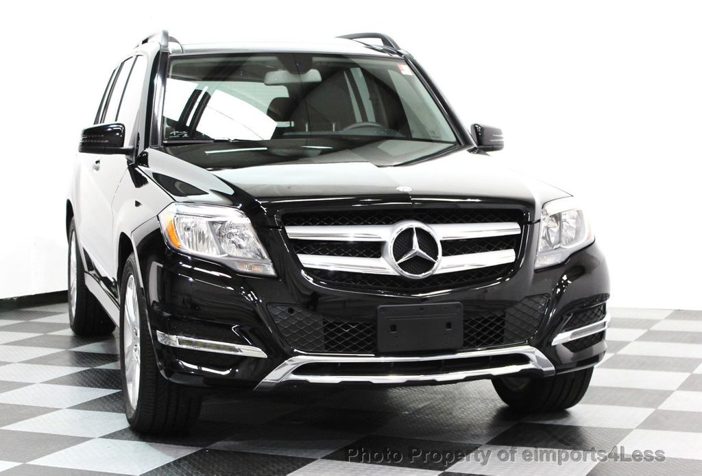 2015 Mercedes-Benz GLK CERTIFIED GLK350 4Matic AWD CAMERA PANO NAVI - 16317866 - 14