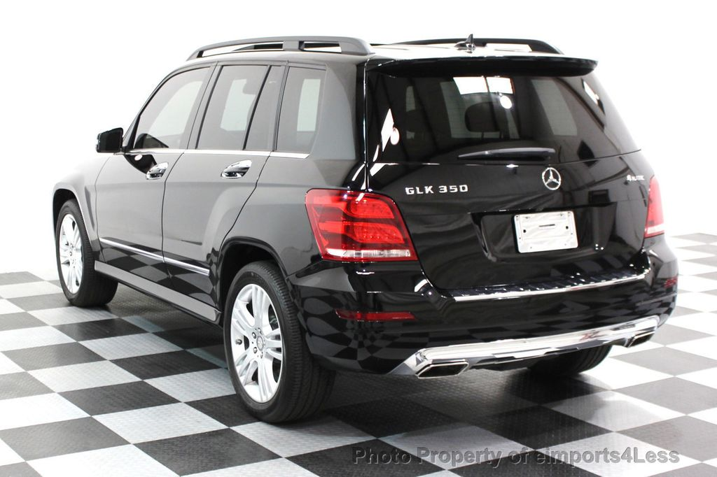 2015 Mercedes-Benz GLK CERTIFIED GLK350 4Matic AWD CAMERA PANO NAVI - 16317866 - 15