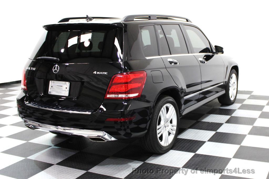 2015 Mercedes-Benz GLK CERTIFIED GLK350 4Matic AWD CAMERA PANO NAVI - 16317866 - 16