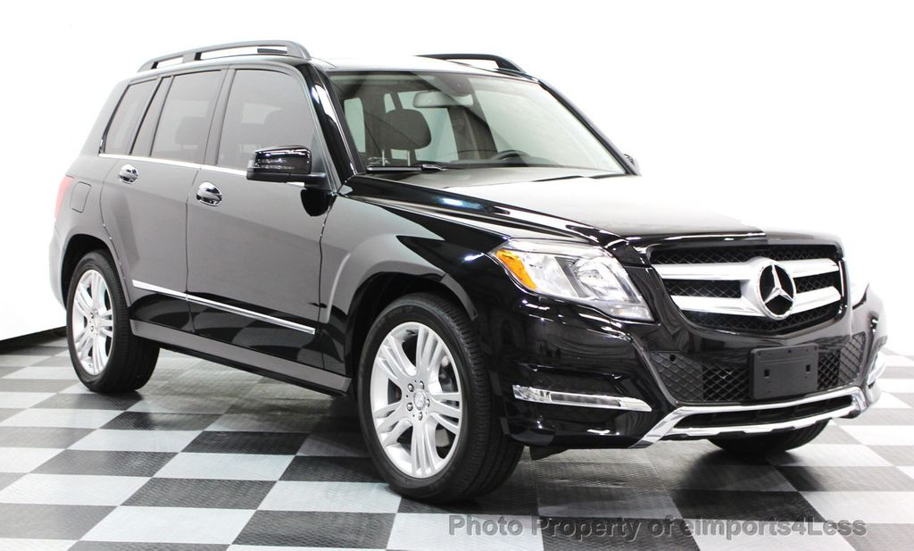 2015 Mercedes-Benz GLK CERTIFIED GLK350 4Matic AWD CAMERA PANO NAVI - 16317866 - 1