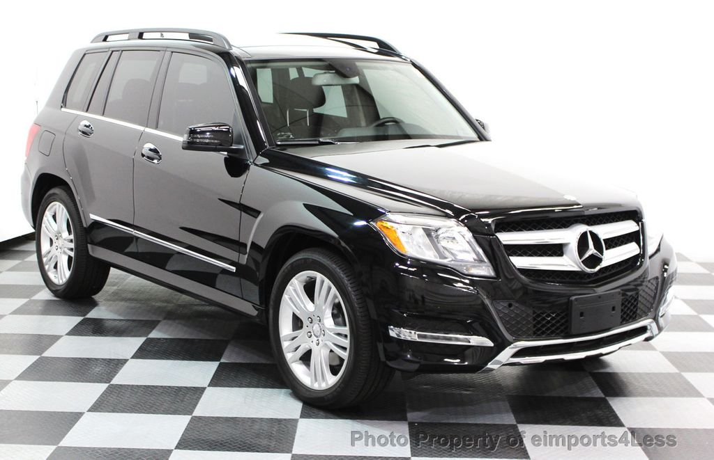 2015 Mercedes-Benz GLK CERTIFIED GLK350 4Matic AWD CAMERA PANO NAVI - 16317866 - 21