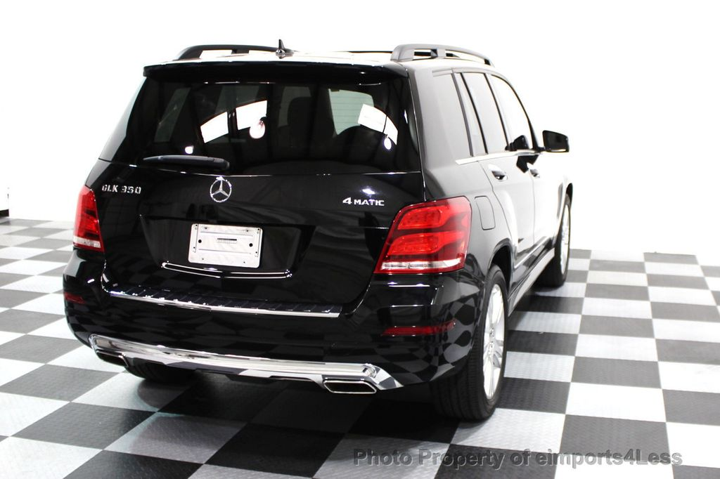 2015 Mercedes-Benz GLK CERTIFIED GLK350 4Matic AWD CAMERA PANO NAVI - 16317866 - 22