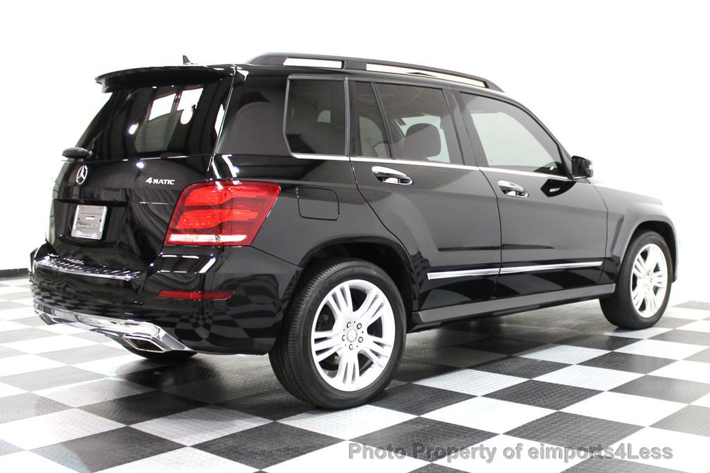 2015 Mercedes-Benz GLK CERTIFIED GLK350 4Matic AWD CAMERA PANO NAVI - 16317866 - 23