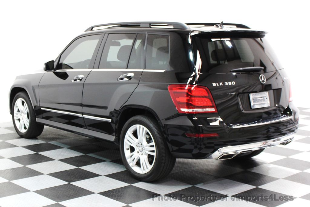 2015 Mercedes-Benz GLK CERTIFIED GLK350 4Matic AWD CAMERA PANO NAVI - 16317866 - 2