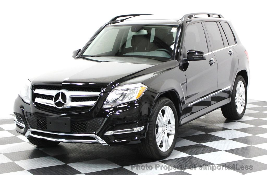 2015 Mercedes-Benz GLK CERTIFIED GLK350 4Matic AWD CAMERA PANO NAVI - 16317866 - 44
