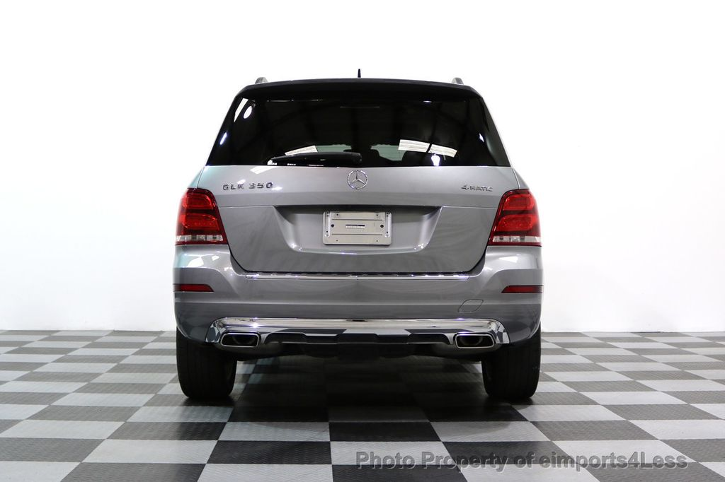 2015 Mercedes-Benz GLK CERTIFIED GLK350 4Matic AWD PANO CAMERA NAVIGATION - 17401993 - 17