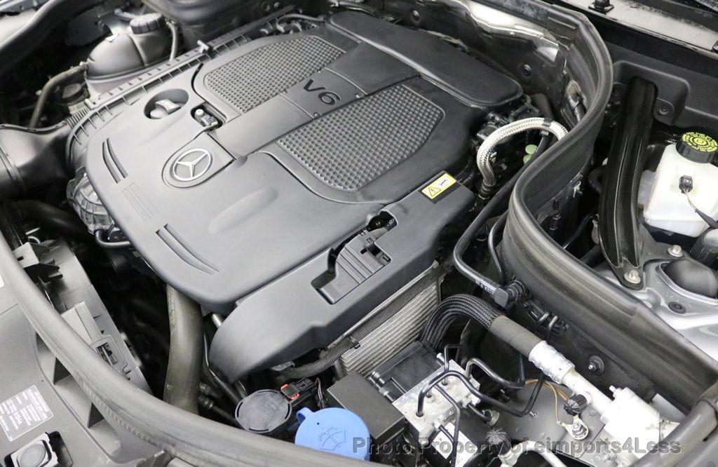 2015 Mercedes-Benz GLK CERTIFIED GLK350 4Matic AWD PANO CAMERA NAVIGATION - 17401993 - 19
