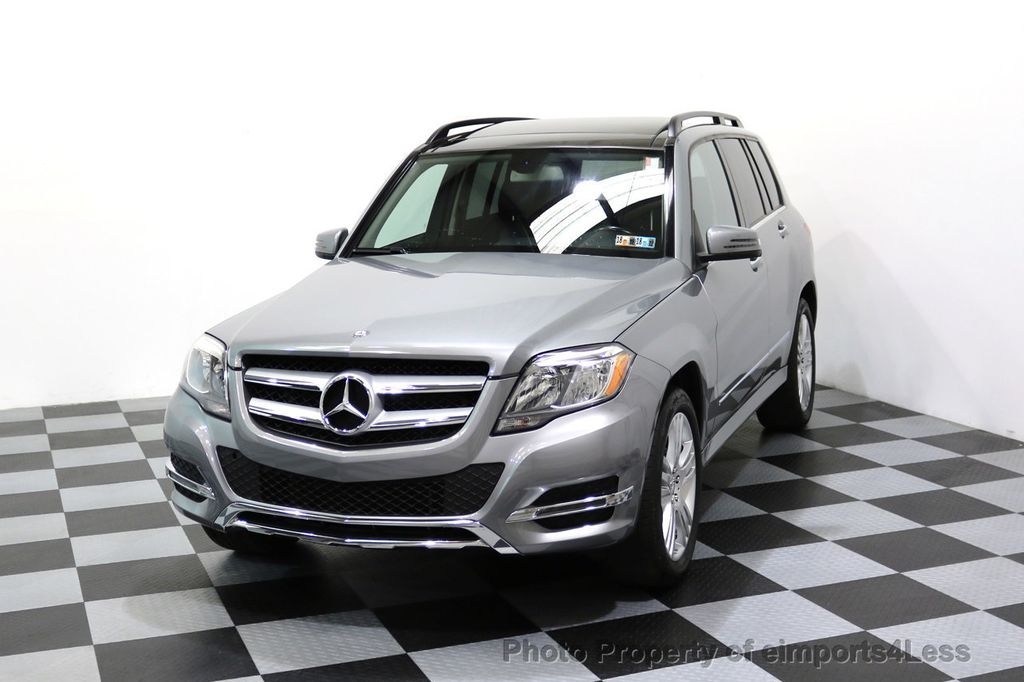 2015 Mercedes-Benz GLK CERTIFIED GLK350 4Matic AWD PANO CAMERA NAVIGATION - 17401993 - 28