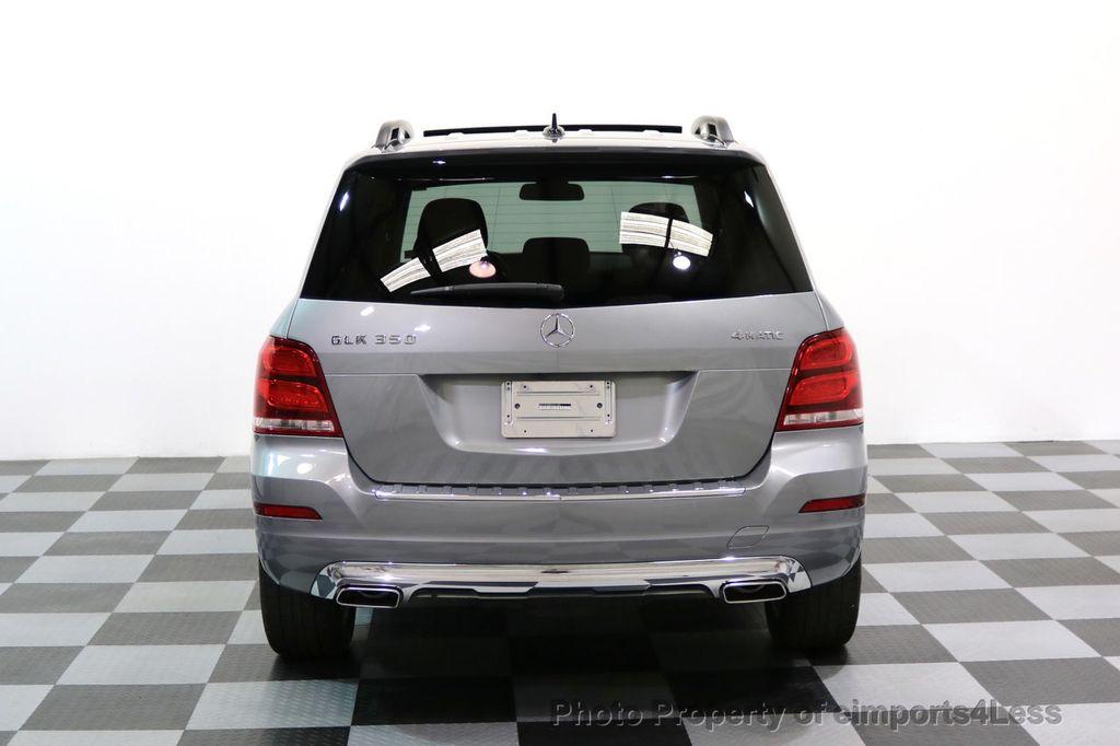 2015 Mercedes-Benz GLK CERTIFIED GLK350 4Matic AWD PANO CAMERA NAVIGATION - 17401993 - 31