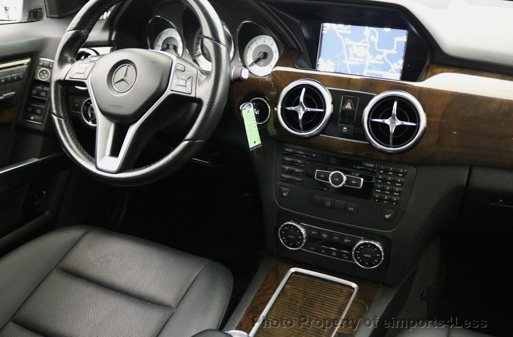 2015 Mercedes-Benz GLK CERTIFIED GLK350 4Matic AWD PANO CAMERA NAVIGATION - 17401993 - 34