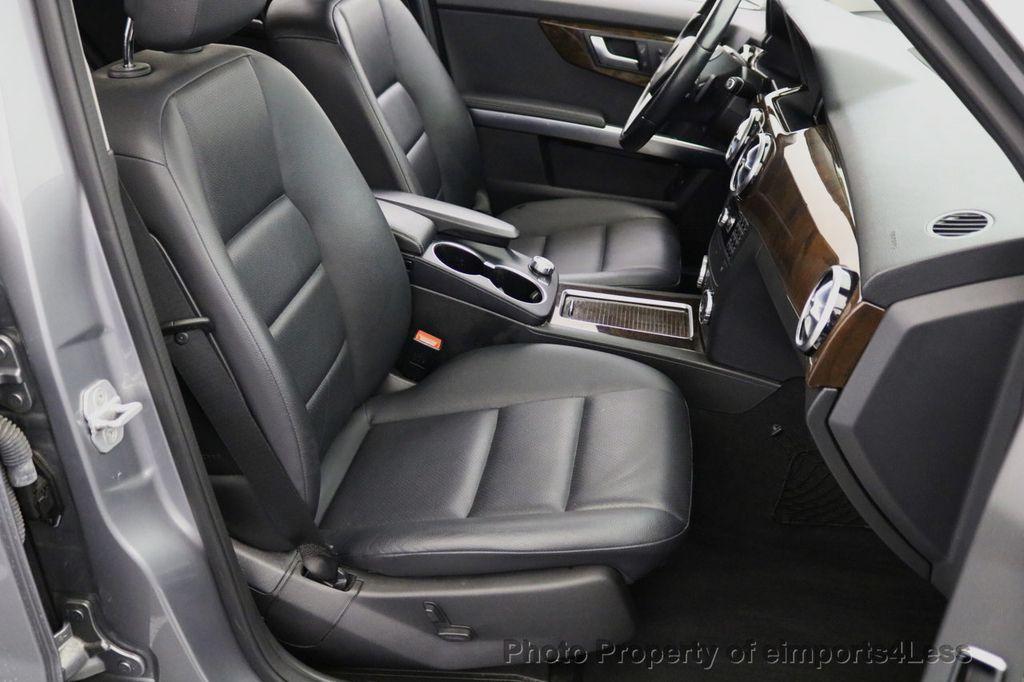 2015 Mercedes-Benz GLK CERTIFIED GLK350 4Matic AWD PANO CAMERA NAVIGATION - 17401993 - 35