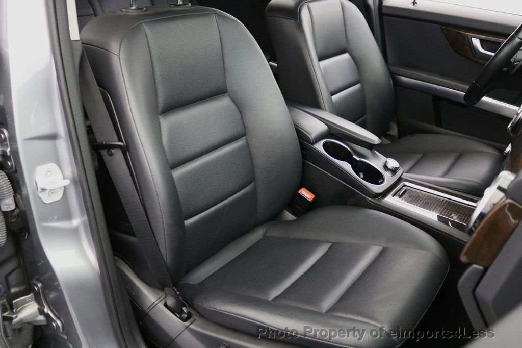 2015 Mercedes-Benz GLK CERTIFIED GLK350 4Matic AWD PANO CAMERA NAVIGATION - 17401993 - 37