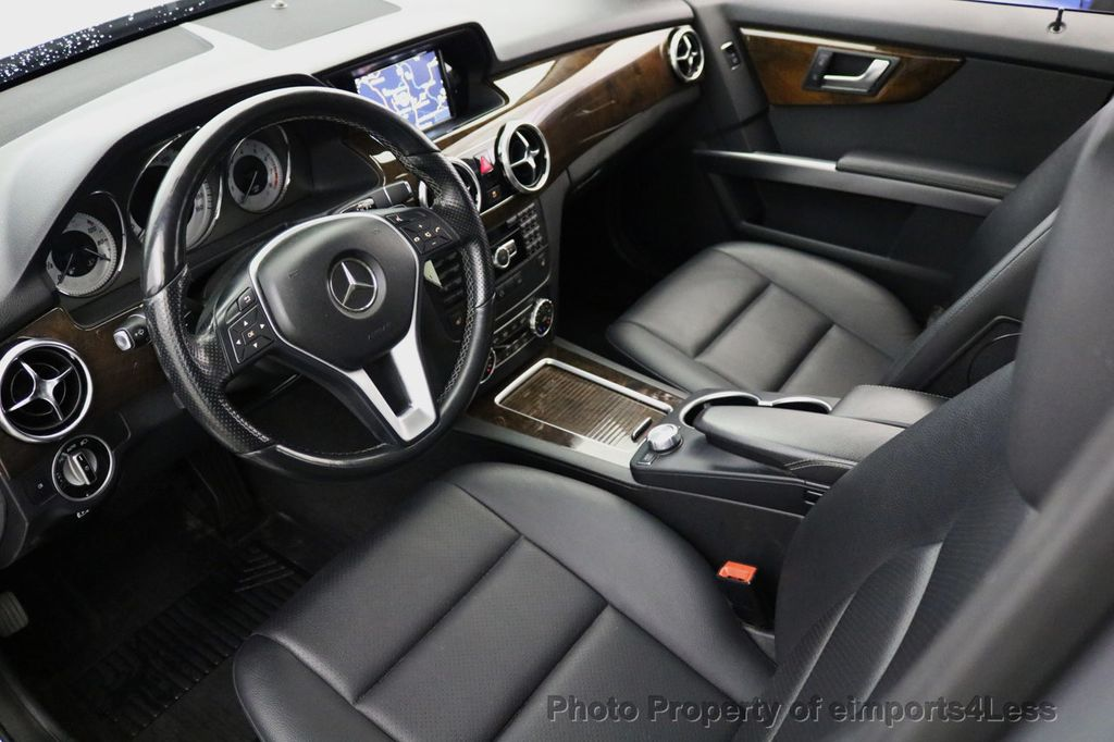 2015 Mercedes-Benz GLK CERTIFIED GLK350 4Matic AWD PANO CAMERA NAVIGATION - 17401993 - 7
