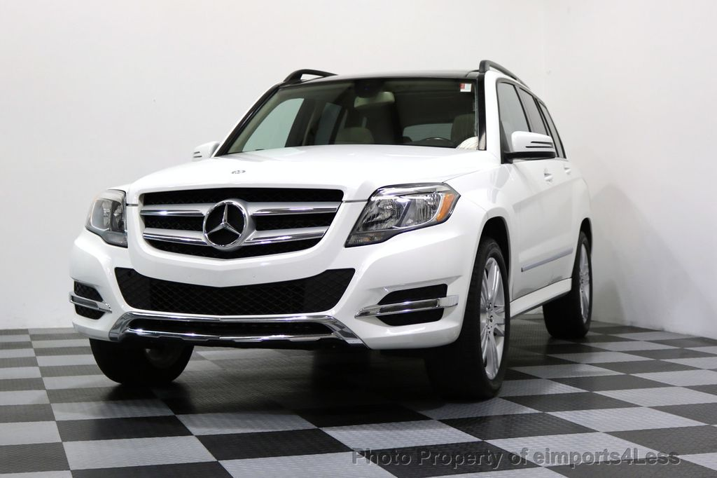 2015 Mercedes-Benz GLK CERTIFIED GLK350 4Matic AWD PANORAMA CAMERA NAVI - 17401909 - 14