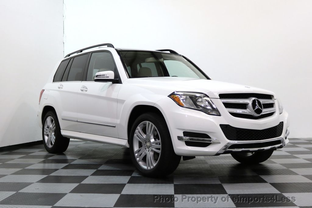 2015 Mercedes-Benz GLK CERTIFIED GLK350 4Matic AWD PANORAMA CAMERA NAVI - 17401909 - 15