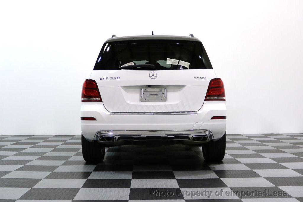 2015 Mercedes-Benz GLK CERTIFIED GLK350 4Matic AWD PANORAMA CAMERA NAVI - 17401909 - 17