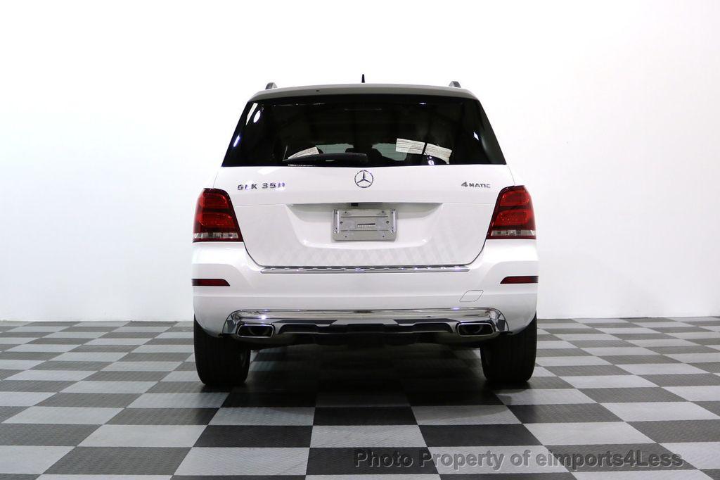 2015 Mercedes-Benz GLK CERTIFIED GLK350 4Matic AWD PANORAMA CAMERA NAVI - 17401909 - 17