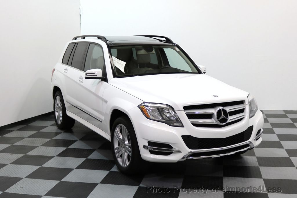 2015 Mercedes-Benz GLK CERTIFIED GLK350 4Matic AWD PANORAMA CAMERA NAVI - 17401909 - 1
