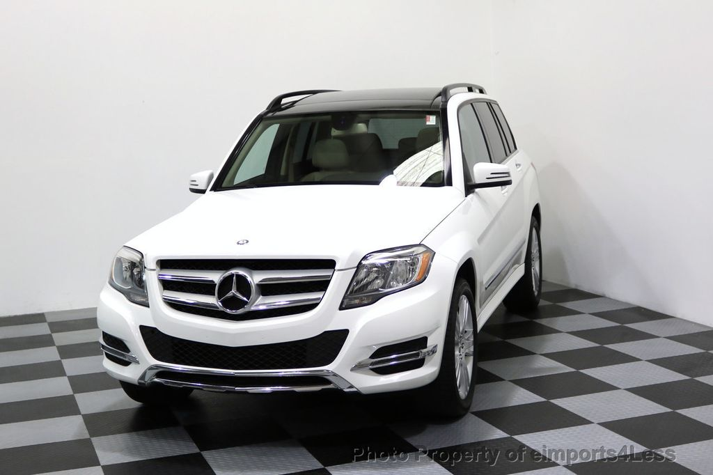 2015 Mercedes-Benz GLK CERTIFIED GLK350 4Matic AWD PANORAMA CAMERA NAVI - 17401909 - 27