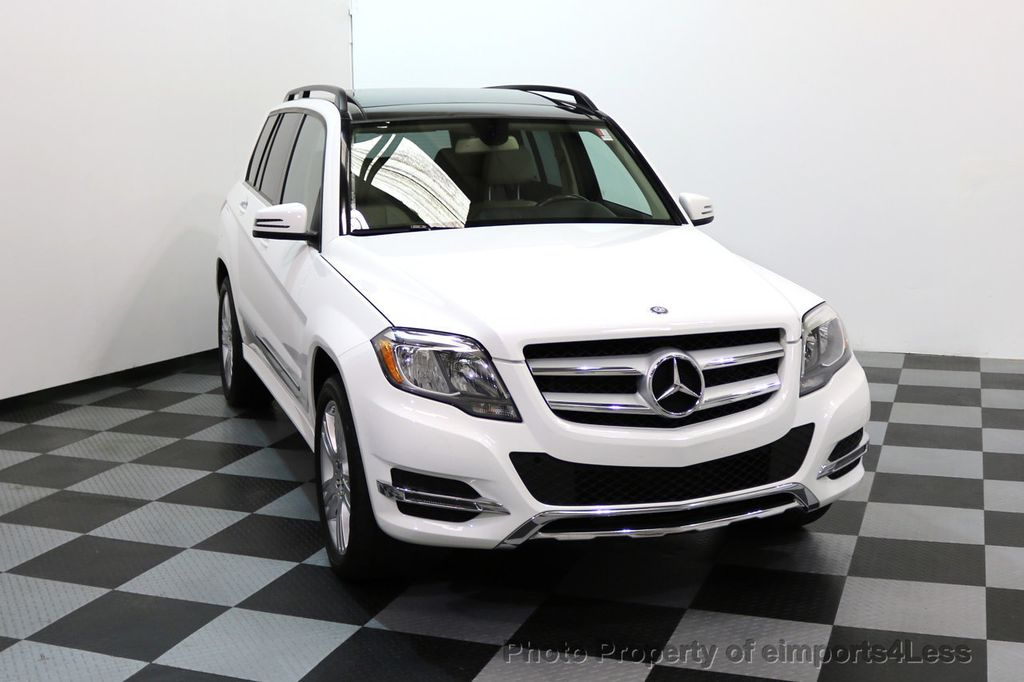 2015 Mercedes-Benz GLK CERTIFIED GLK350 4Matic AWD PANORAMA CAMERA NAVI - 17401909 - 28