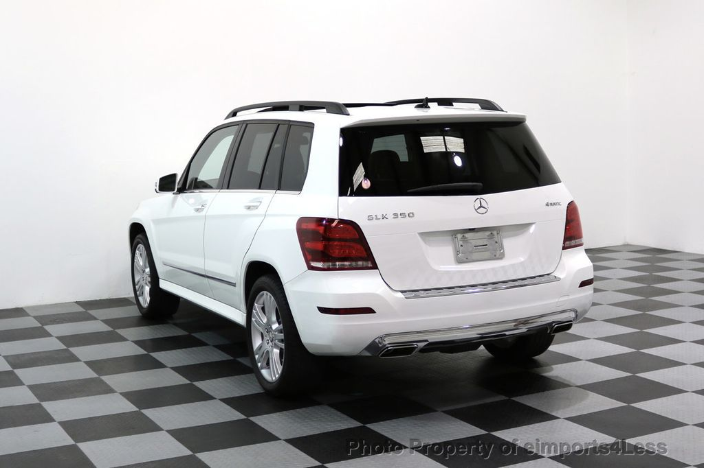 2015 Mercedes-Benz GLK CERTIFIED GLK350 4Matic AWD PANORAMA CAMERA NAVI - 17401909 - 2