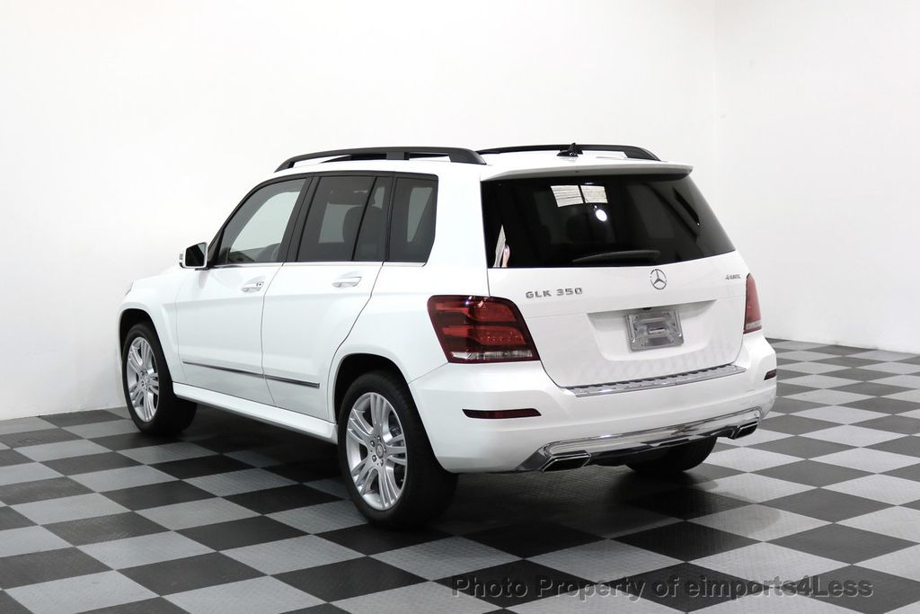 2015 Mercedes-Benz GLK CERTIFIED GLK350 4Matic AWD PANORAMA CAMERA NAVI - 17401909 - 29
