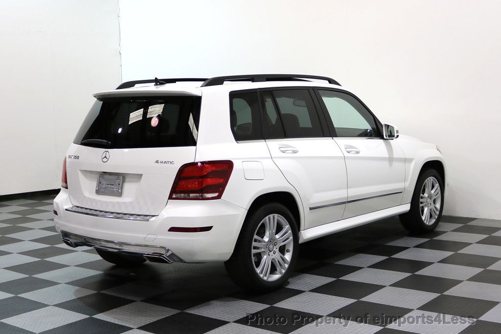 2015 Mercedes-Benz GLK CERTIFIED GLK350 4Matic AWD PANORAMA CAMERA NAVI - 17401909 - 31