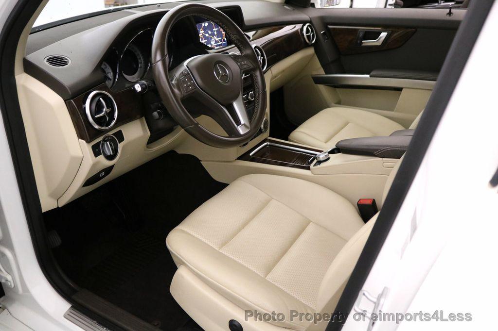 2015 Mercedes-Benz GLK CERTIFIED GLK350 4Matic AWD PANORAMA CAMERA NAVI - 17401909 - 32