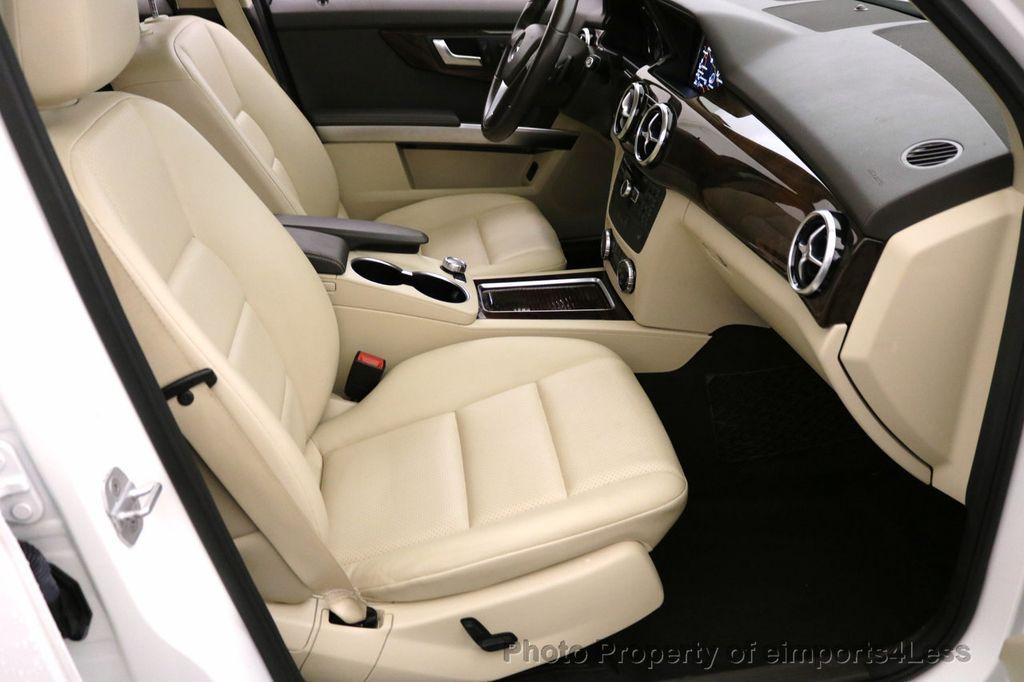 2015 Mercedes-Benz GLK CERTIFIED GLK350 4Matic AWD PANORAMA CAMERA NAVI - 17401909 - 34