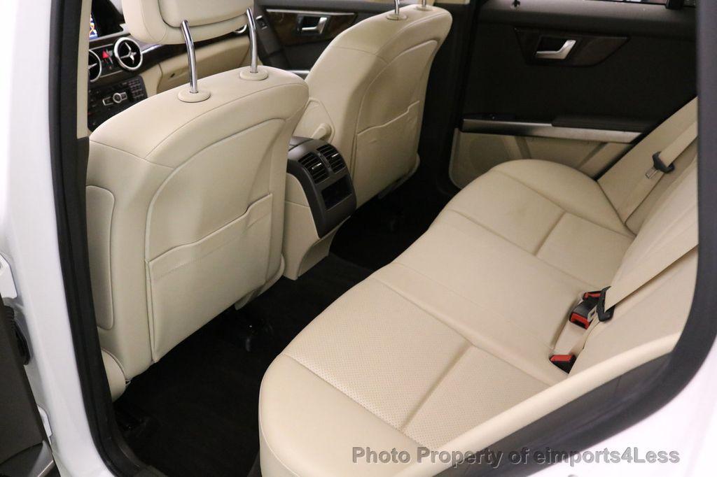 2015 Mercedes-Benz GLK CERTIFIED GLK350 4Matic AWD PANORAMA CAMERA NAVI - 17401909 - 37