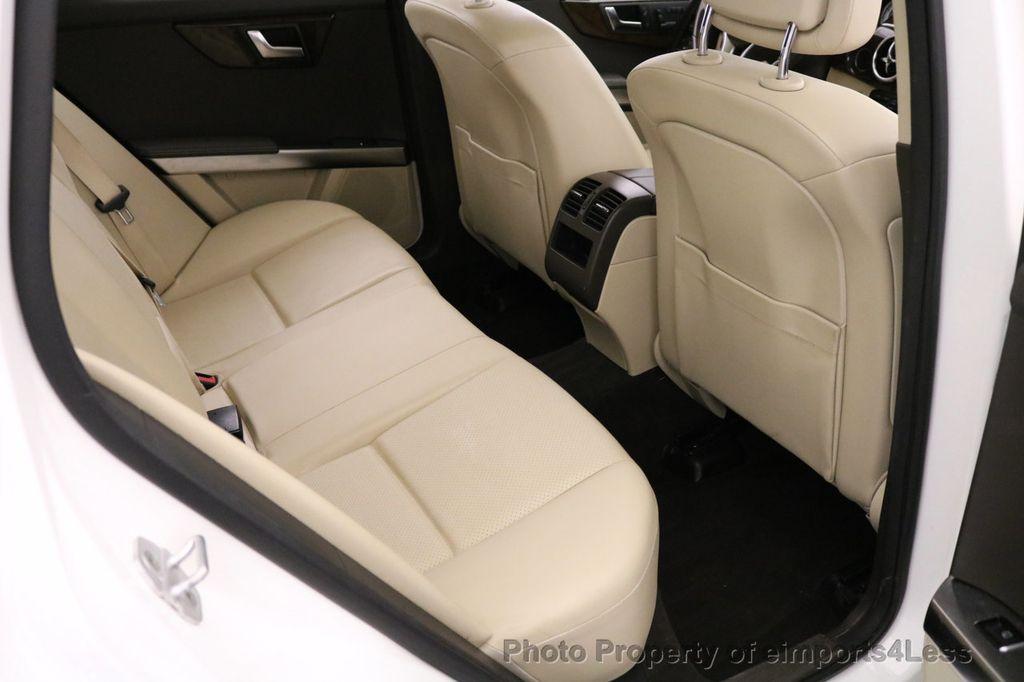 2015 Mercedes-Benz GLK CERTIFIED GLK350 4Matic AWD PANORAMA CAMERA NAVI - 17401909 - 38