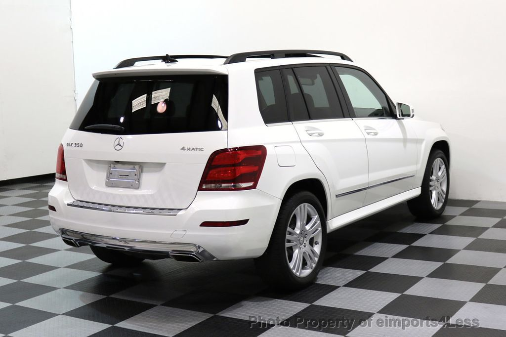 2015 Mercedes-Benz GLK CERTIFIED GLK350 4Matic AWD PANORAMA CAMERA NAVI - 17401909 - 3